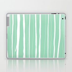 Vertical Living Mint Laptop & iPad Skin