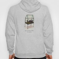 the wandering Eye in a wagon Hoody