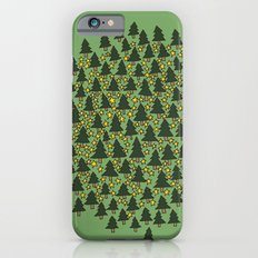Minty Forest iPhone 6s Slim Case