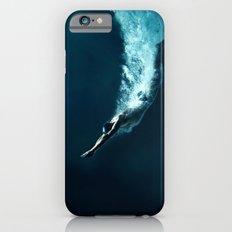 Olympic game swim iPhone 6 Slim Case
