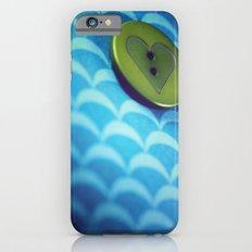 button iPhone 6s Slim Case