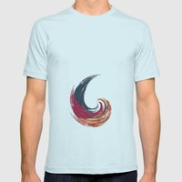 - Tropico - Mens Fitted Tee Light Blue SMALL