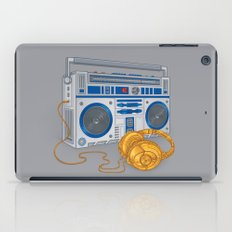 Recycled Future iPad Case