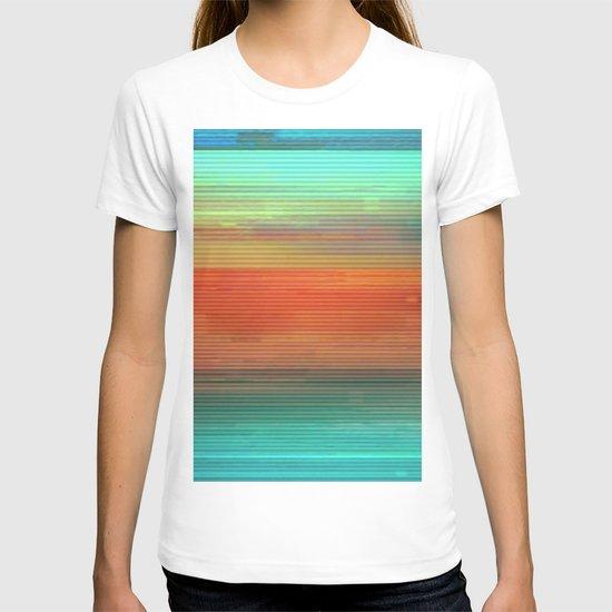 Trippy Serape T-shirt