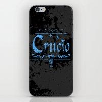 Harry Potter Curses: Cru… iPhone & iPod Skin