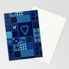 Summer night . Stationery Cards
