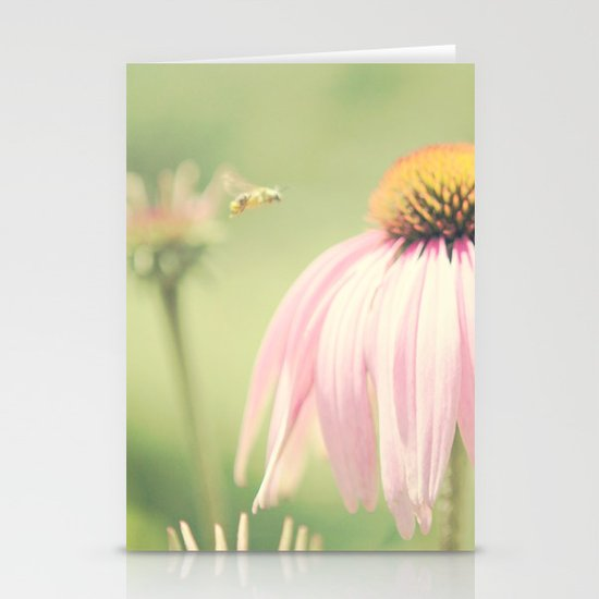 Little Honey Bee Stationery Card