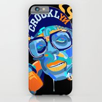 iPhone & iPod Case featuring Spike. by Huxley Chin