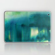 Laptop & iPad Skin featuring Deluge by Amy Sia