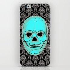 Skull mask iPhone & iPod Skin