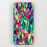 Pointillism  iPhone & iPod Skin