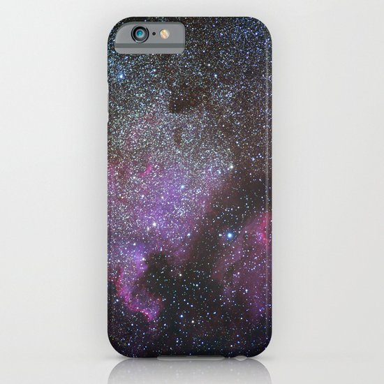 North America Nebula and Pelican Nebula iPhone & iPod Case