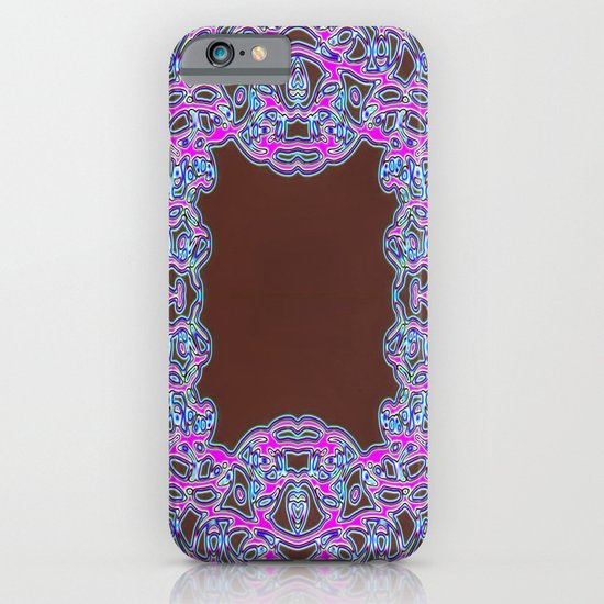 In The Pink Colorfoil Bandanna iPhone & iPod Case