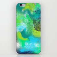 Abstrait iPhone & iPod Skin