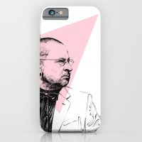 iPhone & iPod Case featuring Lars Von Trier by Ruth Hannah