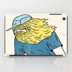 Skate Beard iPad Case