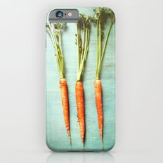 Eat Your Vegetables iPhone 6s Slim Case