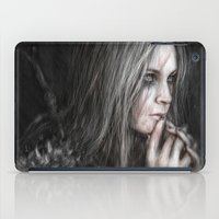 Thoughtful Vengeance  iPad Case