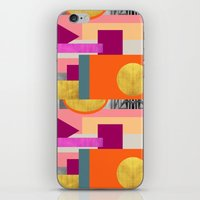 Abstractions No. 1 iPhone & iPod Skin
