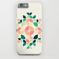 iPhone & iPod Case featuring The Bouquet by VessDSign