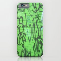 New Orleans Graffitti iPhone 6 Slim Case