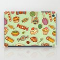 candy and pastries iPad Case