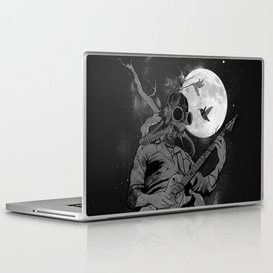 Still Remains Laptop & iPad Skin