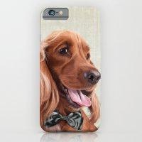 Mr. English Cocker Spaniel iPhone 6 Slim Case
