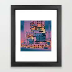 MECHANICAL TURK4 (everyd… Framed Art Print