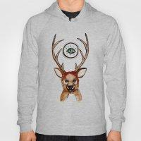 All-seeing Deer Hoody