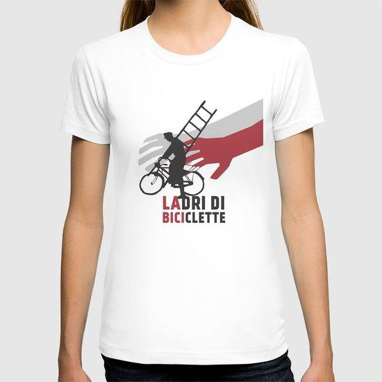 Ladri di biciclette T-shirt