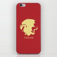 Pendragon symbol, Merlin iPhone & iPod Skin