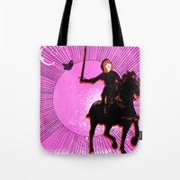 Florence Fights The Good… Tote Bag