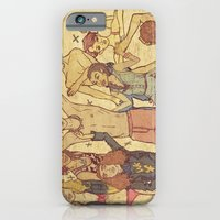 iPhone & iPod Case featuring Teen Drama by Armani jane