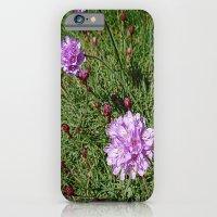 pretty flowers iPhone 6 Slim Case