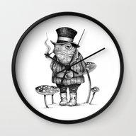 MISTER FROG Wall Clock