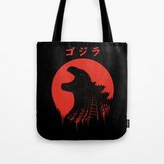 Kaiju Regeneration Tote Bag
