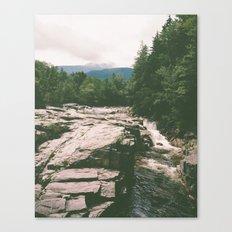 rocky gorge Canvas Print