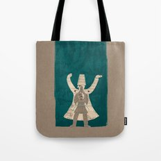 There is another me, deep inside of me Tote Bag