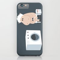 Wool wash iPhone 6 Slim Case