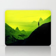 Vibrant Wasteland Laptop & iPad Skin