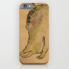 created with subconscious thought iPhone 6 Slim Case