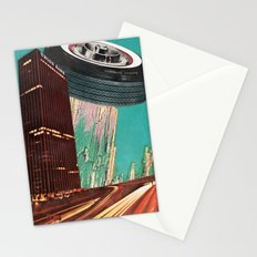 Tyre Sum UFO's Stationery Cards