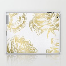 Roses Gold Laptop & iPad Skin