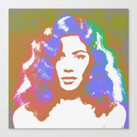 FROOT Canvas Print