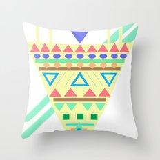 Triangle Affiniti Throw Pillow