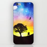 When The Stars Were Shin… iPhone & iPod Skin