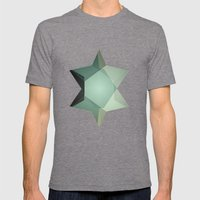Jackson - Dimensions Mens Fitted Tee Tri-Grey SMALL