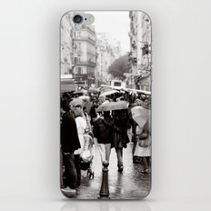 La Vie Parissiene iPhone & iPod Skin