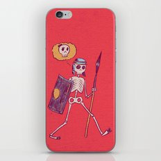Skelie iPhone & iPod Skin